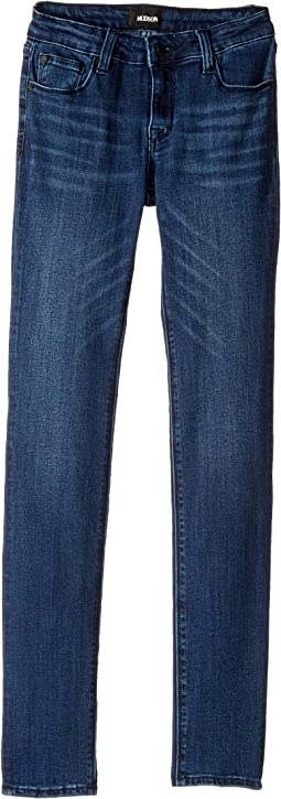 Hudson Kids - Christa Five-Pocket Skinny Jeans in Presden Blue (Big Kids)