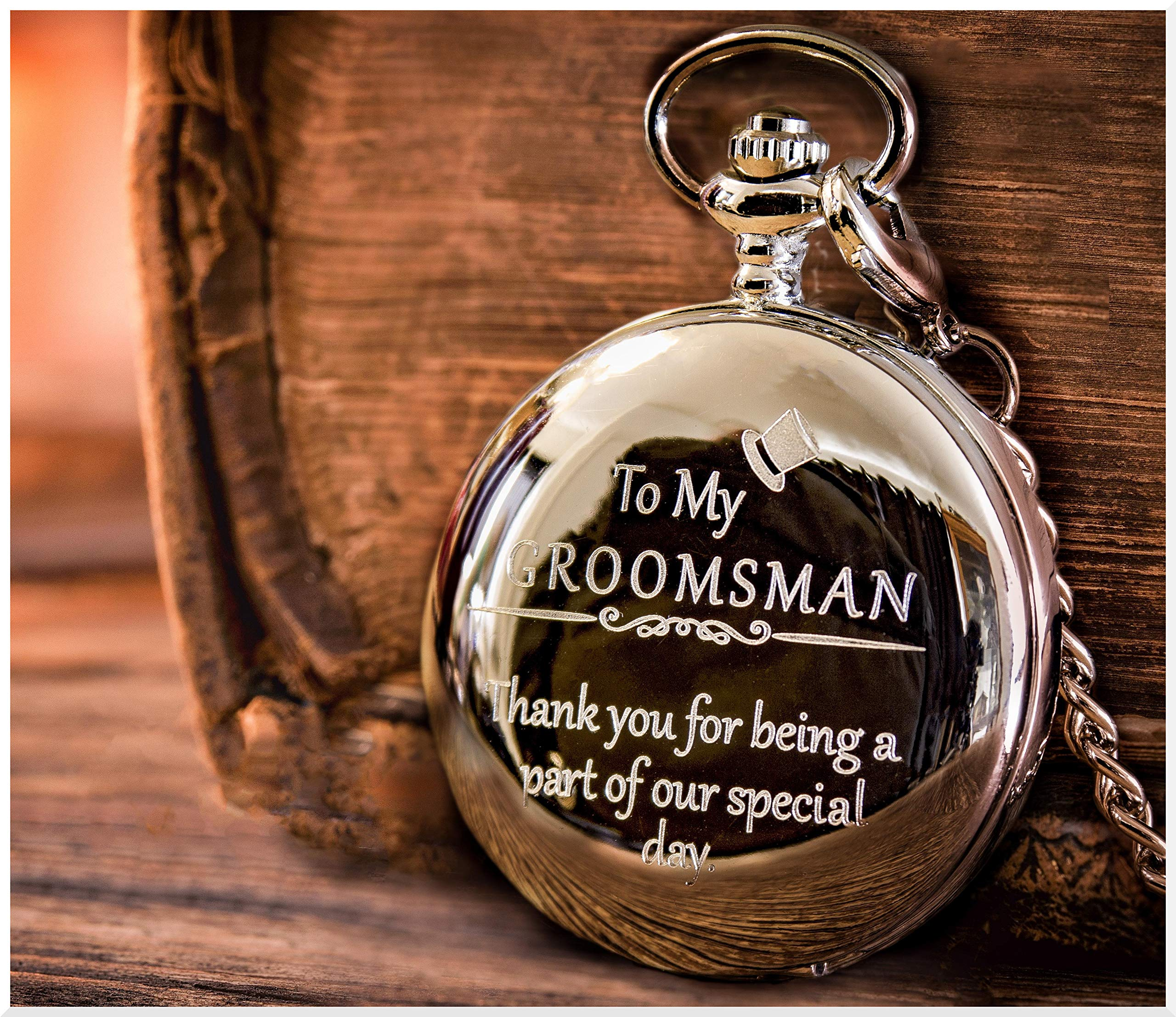 Groomsmen / Groomsman Gifts for Wedding | Best Man | Father of The Bride | Father & Menu0027s Groomsmen Gifts: Amazon.com