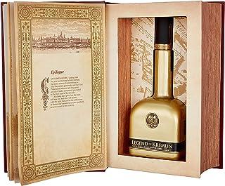 Legend of Kremlin Russian Vodka de Luxe Gold Limited Edition mit Geschenkverpackung 1 x 0.7 l
