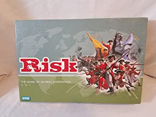 2003 Risk: The Game of Global Domination (with GOLDEN CAVALRY TOKEN)