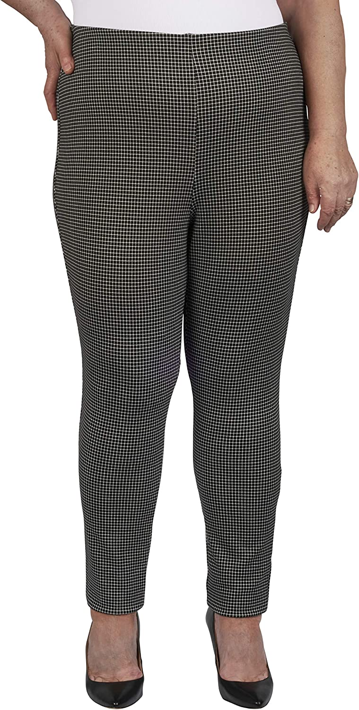 jules & leopold Women's Plus Size Ponte Legging