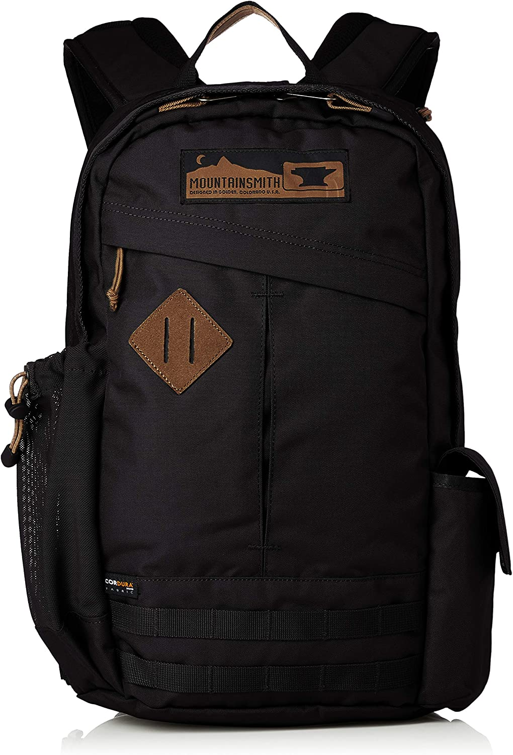 Limited time sale Mountainsmith Divide Backpack Heritage Black 18-7535 One Size Now on sale