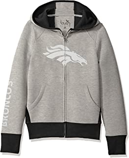 Touch by Alyssa Milano NFL Womens Sideline Athleisure Track Jacket