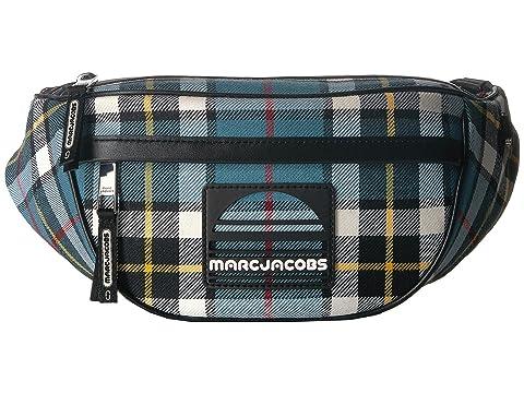 Marc Jacobs Sport Tartan Fanny Pack