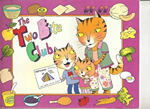 The Two Bite Club (My Pyramid for Preschoolers) (Spanish Version)