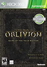 The Elder Scrolls IV: Oblivion - Game of the Year Edition (Renewed)