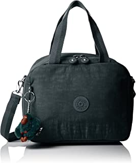 (Emerald Combo) - Kipling - MIYO - Lunchbag with Trolley Sleeve - Emerald Combo - (Blue)