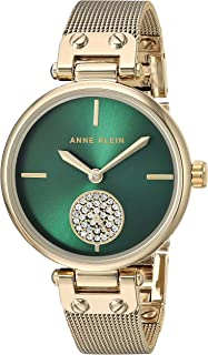 ساعت مچی دستبند متبلور کریستالی زنانه آنر کلین ، آن کلین