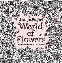 Johanna Basford Coloring 2020 Calendar