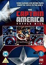 Captain America: Triple Bill - Boxed Set