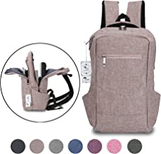 Best rose gold laptop backpack Reviews
