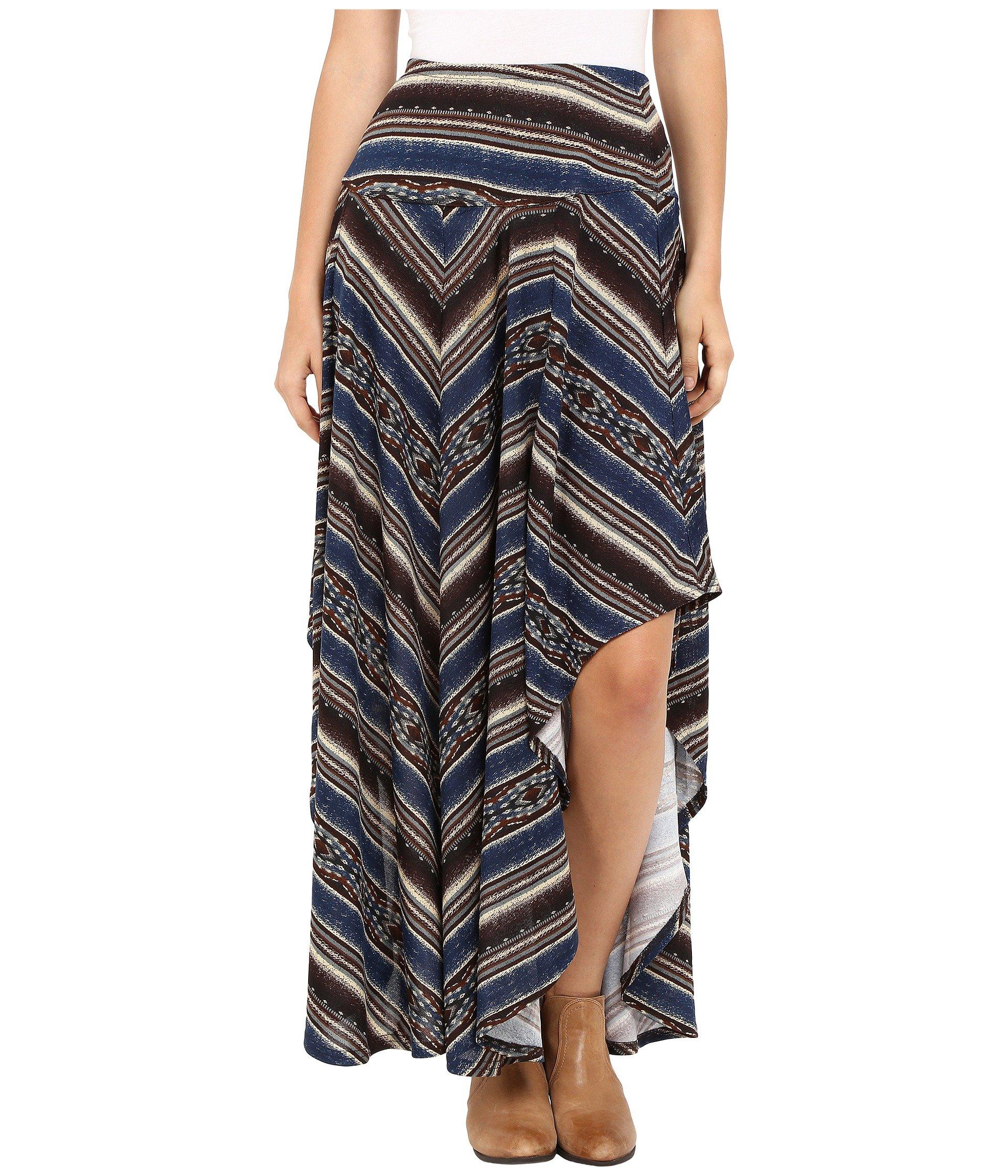 Falda para Mujer Double D Ranchwear Mi Tierra Long Skirt  + Double D Ranchwear en VeoyCompro.net