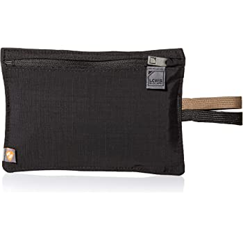 Lewis N. Clark RFID Blocking Money Belt Travel Pouch + Credit Card, ID, Passport Holder for Women & Men, Black, One Size
