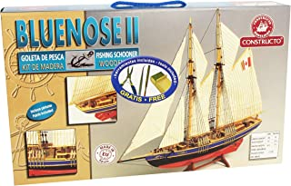 Bluenose II - Model Ship Kit by Constructo