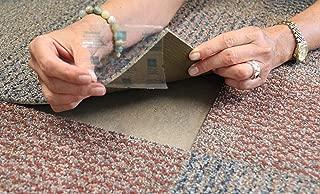 Flor Tactiles Carpet Tile Adhesive Connectors 20 Pack