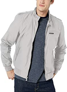 Members Only Men's Original Iconic Racer Jacket