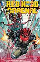 Red Hood/Arsenal (2015-2016) #1 (Red Hood/Arsenal (2015-))
