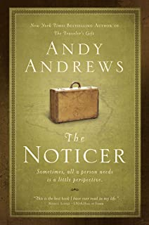 the noticer characters