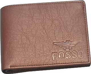 FOSSO Brown Men's Wallet