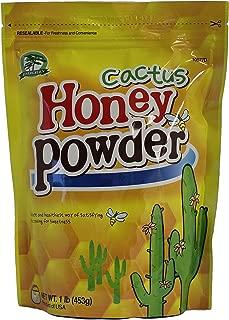 Evergreen Cactus Honey Powder,16 oz