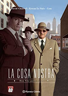 La Cosa Nostra nº 06/06: Don Vito parte 1 y 2 (BD - Autores Europeos)