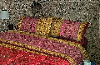 Bassetti Granfoulard Parure de lit pour lit double BRUNELLESCHI col O1