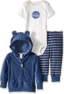 Carter's Baby Boys' 3 Pc Sets 126g281
