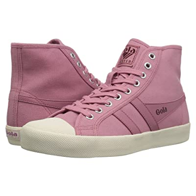 Gola Coaster High (Dusky Rose/Off-White) Women