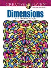 Best creative haven dimensions coloring book Reviews