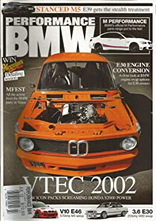 Performance BMW Magazine July 2012