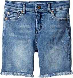 Cut Off Denim Shorts (Toddler/Little Kids/Big Kids)