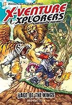 X-Venture Xplorers #1: The Kingdom of Animals--Lion vs Tiger (X-Venture Explorers)