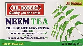 Dr Robert Neem Leaves Tea - 2-pack (40 Bags)