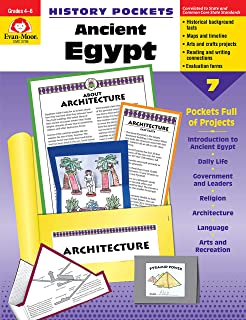 History Pockets: Ancient Egypt - Grades 4-6+