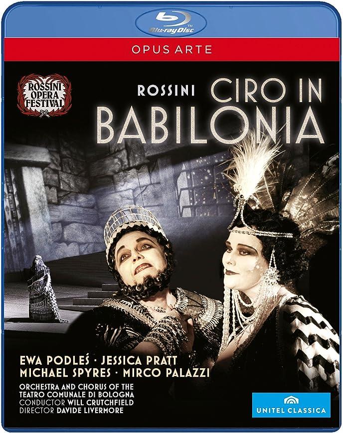 幅パレードロープRossini: Ciro in Babilonia [Blu-ray] [Import]