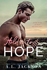 Hold on to Hope (Fight for Me Book 4) Kindle Edition
