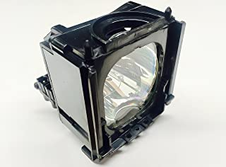 Lamp Assembly with Genuine Original Osram P-VIP Bulb Inside. HL-S5687W Samsung DLP TV Lamp Replacement