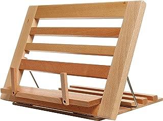 Best wood book display rack Reviews