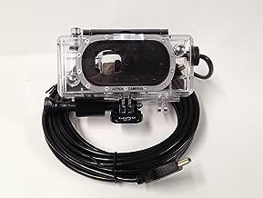 Eye of Mine Underwater Live HDMI Feed 25' Waterproof Case EUVH-3H for GoPro Hero3/3+ Hero4
