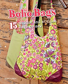Boho Bags: 15 unique and stylish bags to sew