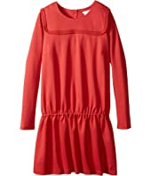 Chloe Kids - Milano Dress w/ Braids Detail (Big Kids)