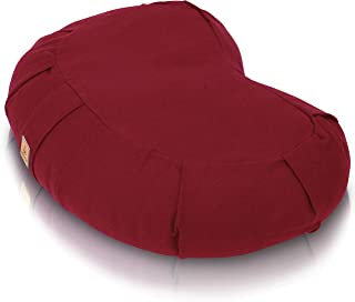Best halfmoon meditation cushions Reviews