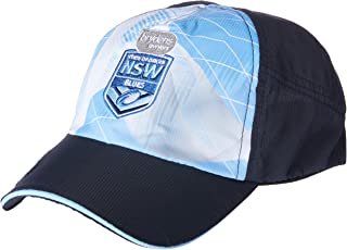 Canterbury Unisex NSW Blue State of Origin Training Cap, SOO Light Blue, One Size