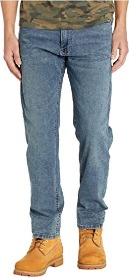 Five-Pocket Jeans in Haze Wash