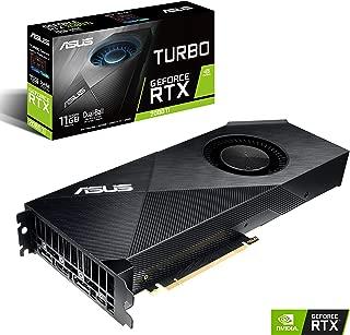 ASUS NVIDIA GeForce RTX 2080 搭載 デュアルファンモデル 11GB TURBO-RTX2080TI-11G