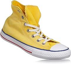 converse amarilla niña