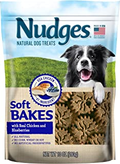 Nudges Soft Bakes Chicken Blueberries