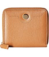 Lodis Accessories Business Chic RFID Amaya Zip French Wallet