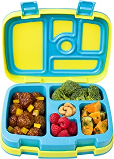 Bentgo Kids Brights – Leak-Proof, 5-Compartment Bento-Style Kids Lunch Box – Ideal..