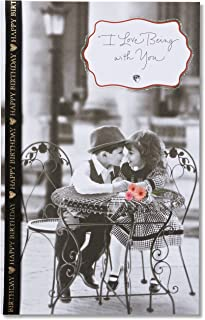 American Greetings Romantic Birthday Card (Love Being with You)